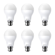 Havells 9W Led bulb pack of 6 ( )