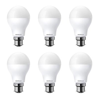 Havells 9W Led bulb pack of 6 ( )