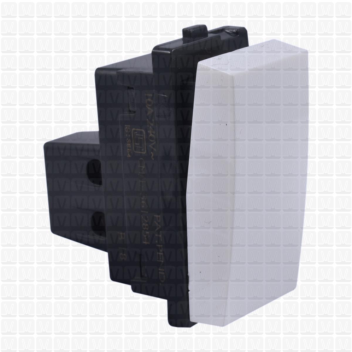 Fybros Favio One Way Switch 10 Amp Vardhman Shop Circuit