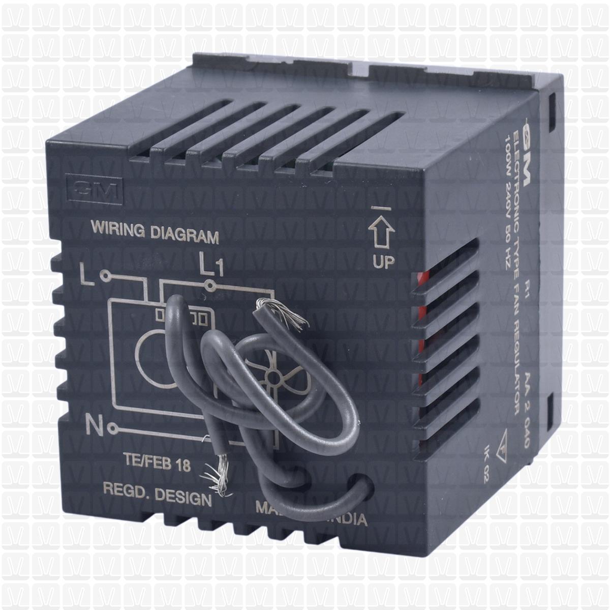 Gm Magnesia Regularor 2 Module Ragulator Vardhman Shop Regulator Wiring