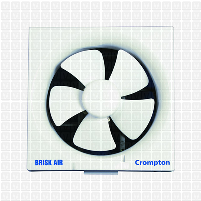 Crompton Brisk Air 150mm Ventilation fan