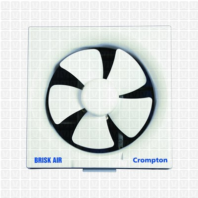 Crompton Brisk Air 200mm Ventilation fan