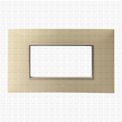 Fybros Favio Ivory Modular Plate 4M