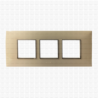 Fybros Favio Ivory Modular Plate 6M