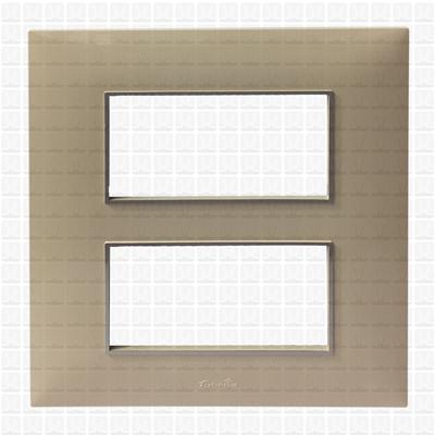 Fybros Favio Ivory Modular Plate 8M