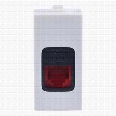 Fybros Favio Telephone Socket