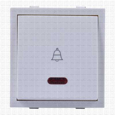 Fybros Woodem Bell Push 2 Module