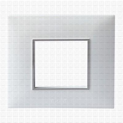 Fybros Favio White Modular Plate 2M