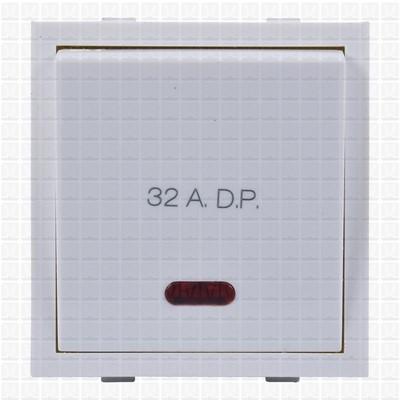 Fybros Woodem One Way Switch 32 Amp DP
