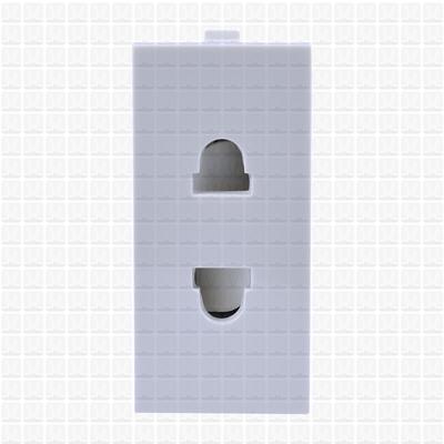 Fybros Woodem 2-Pin Socket