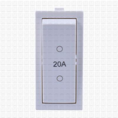 Fybros Woodem Two Way Switch 20 Amp