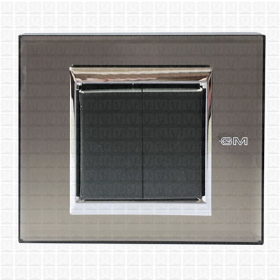 GM Exclusive Crystalline Plate 2M With Frame