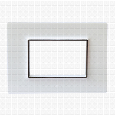 Gifa White Modular Plate 3M