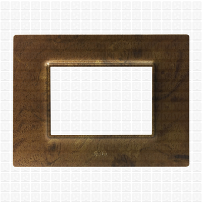 Gifa Fuzzy Brown Modular Plate 3M