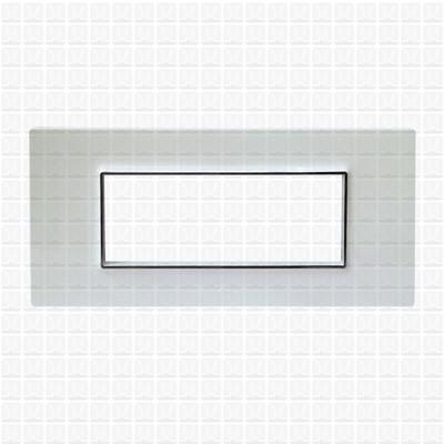 Gifa White Modular Plate 6M