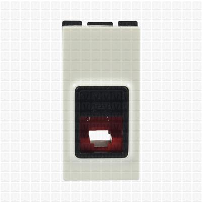 Gifa White RJ-45 Socket
