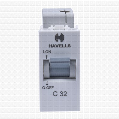 Havells Fabio MCB Single Pole