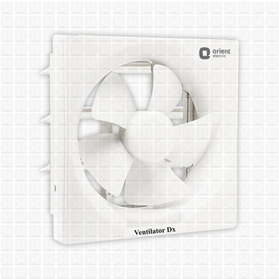 Orient Ventilator Dlx 200mm Ventilation Fan