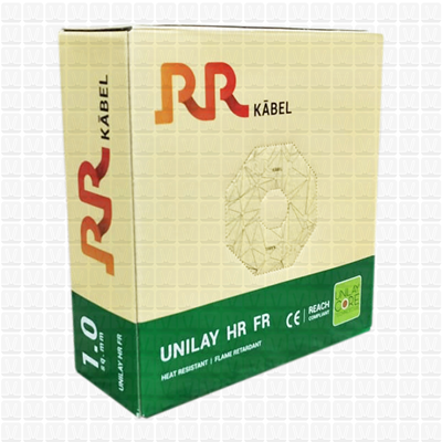 RR 1.0 mm Wire Yellow UNILAY (90 Mtr./Bundle)