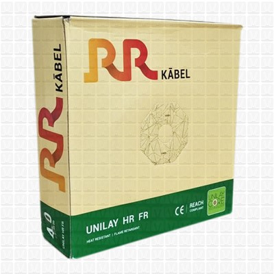 RR 4.0 mm Wire Yellow UNILAY (90 Mtr./Bundle)