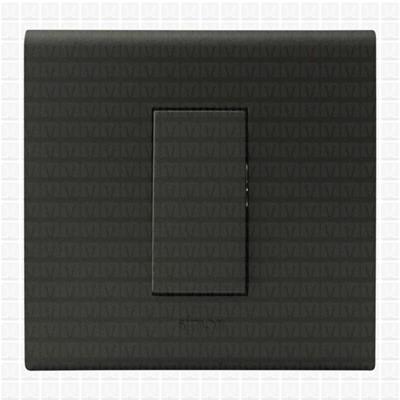 Simon S38 Grey Modular Plate 1M