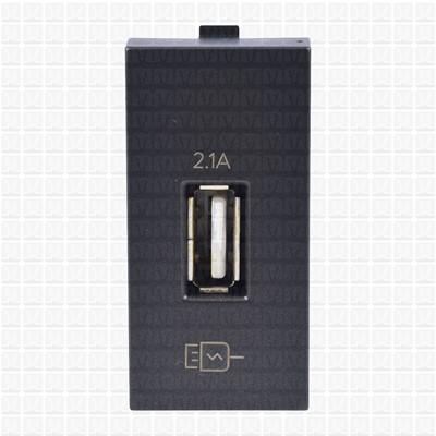 Simon S38 Graphite USB Charger
