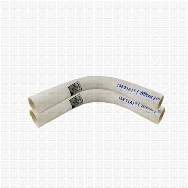 "1"" Conduit Pipe Bend SETIA (12 Pieces)"