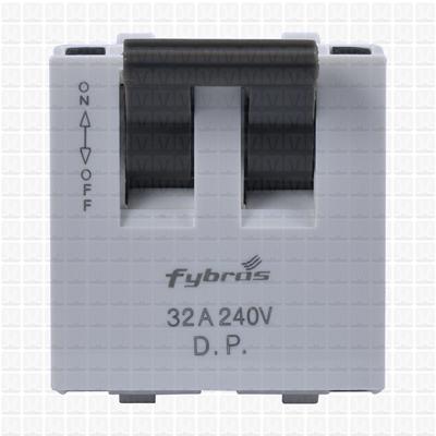 Fybros Favio MCB Double Pole
