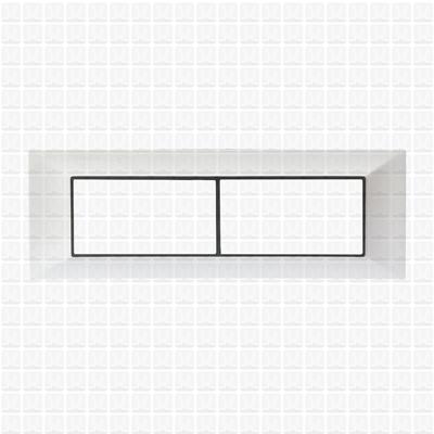 Fybros Woodem Modular Plate 8M Horizontal