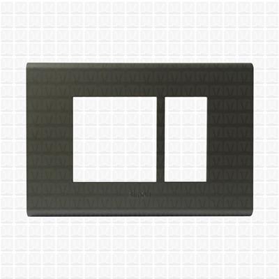 Simon S38 Grey Modular Plate 3M